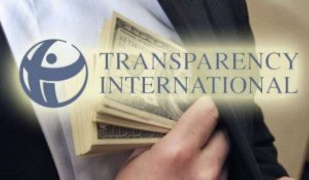 Image result for Nigeria moves to 144th in latest Corruption index ranking