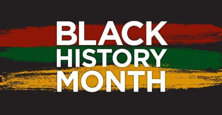Ohio Statehouse features events during black history month