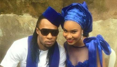 Flavour's Girlfriend, Anna Banner Puts to Bed