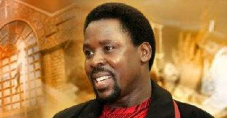Persecution Has Increased My Blessings – TB Joshua