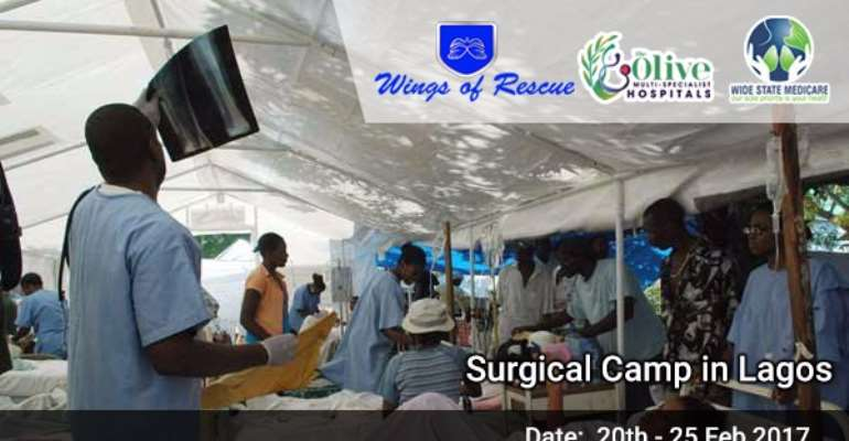 lagos surgical cancer camp