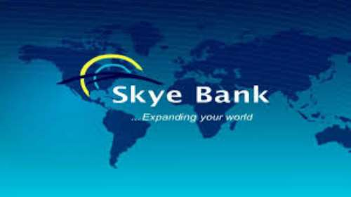 SKYE BANK GIVES OUT BRAND NEW CAR, OTHER GIFTS TO CUSTOMERS
