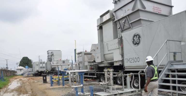 Afam III Fast Power, Trailer Mounted Gas Turbines, Rivers State
