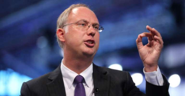 Kirill Dmitriev  (Chief Executive Officer of the Russian Direct Investment Fund (RDIF)