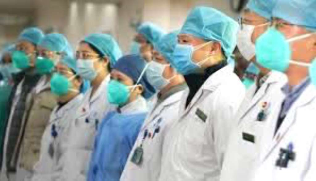 Chinese Medical Team Arrives Nigeria