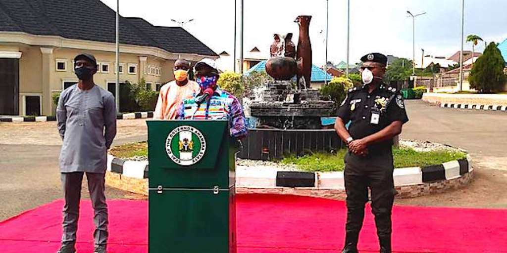 A Special Broadcast on Covid-19 by the Governor of Anambra State ...