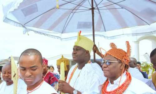 The Significance of Oba of Benin's visit to the Arole Oduduwa in Ile-Ife