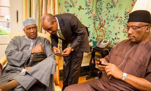 Is Buhari Really Seeking a Second-Term for Crooked CBN