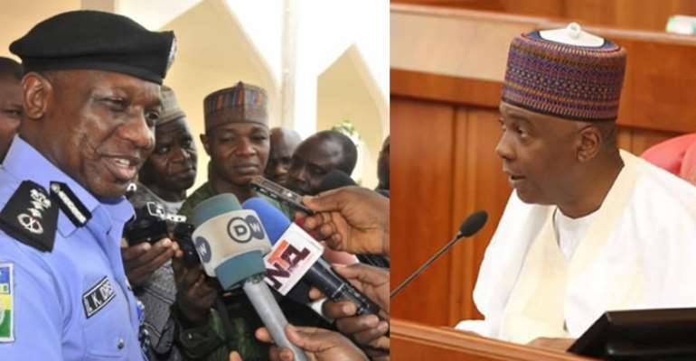 PDP Rues IGP's Disregard To Senate Invitation