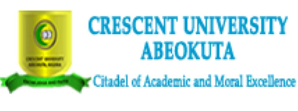 Image result for Crescent University Abeokuta