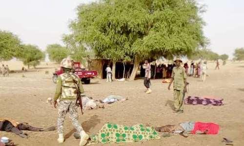 Boko Haram Kills More Than 69 In Attack On Village In Borno ...