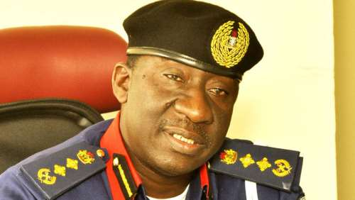 Nigeria Security And Civil Defence Corps' Commandant General