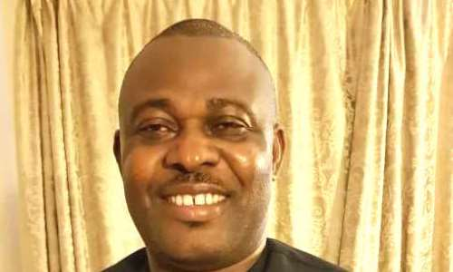 Image result for Imo State Deputy Governor, Engr. Gerald Irona