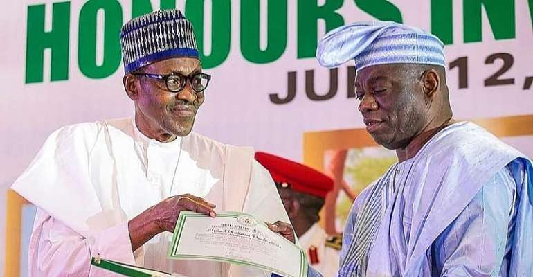 Now That Abiola Has Been Honoured By Tayo Demola