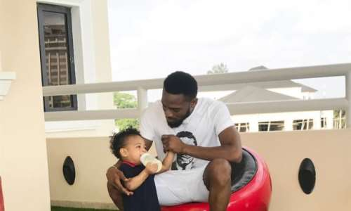 Death Of D'banj's 1 year old son:Banky W, Don Jazzy, Flavour