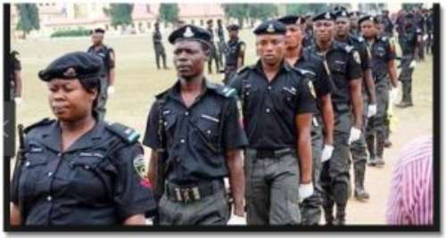 Police recruitment: screening for 210,150 candidates begins