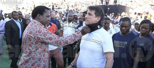 Tb Joshua's Meeting In Nazareth Is Rebranding Africa's Image Abroad…