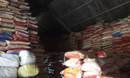 Image result for Customs generates N6.7b in six months, intercepts 29,000 bags of Smuggled rice in Ogun