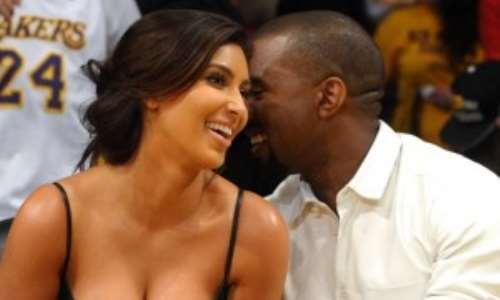 Kanye West og Kim Kardashian porno
