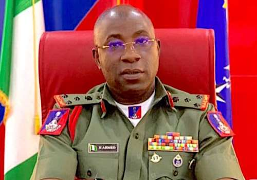 Nigerian Army confirms murder of General Hassan Ahmed, sister not wife kidnapped