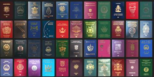 Asian Countries Dominate as UK and US Passport Power Declines