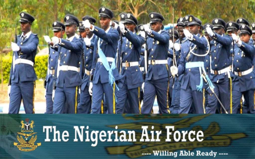 Air Force arrests 6 applicants for alleged impersonation, forgery