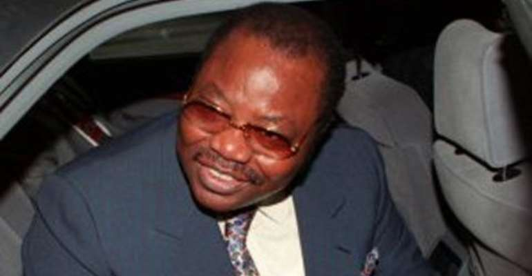 Nigeria's former petroleum minister, Dan Etete found guilty of money laundering.