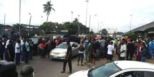 86-year-old man pushed to his death while separating son, neighbor fighting in Ondo