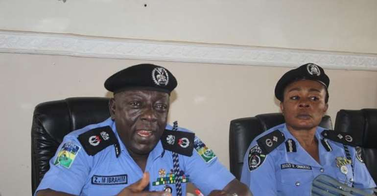 Delta State Commissioner of Police