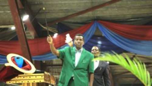 RCCG Convention: Pastor Adeboye reveals a secret of more