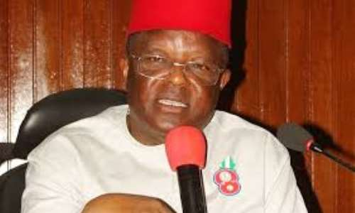 Image result for images of Governor Umahi