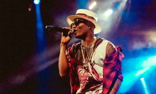 b8fbc8709 Wizkid s jersey designed by Nike sold out in 10 mins