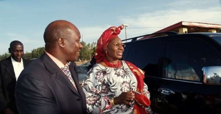 PHOTO: PLATEAU STATE DEPUTY GOVERNOR, MRS PAULINE TALLEN.