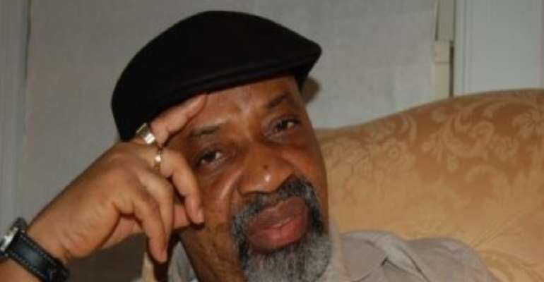 FORMER ANAMBRA STATE GOVERNOR AND SENATORIAL CANDIDATE, DR CHRIS NGIGE.