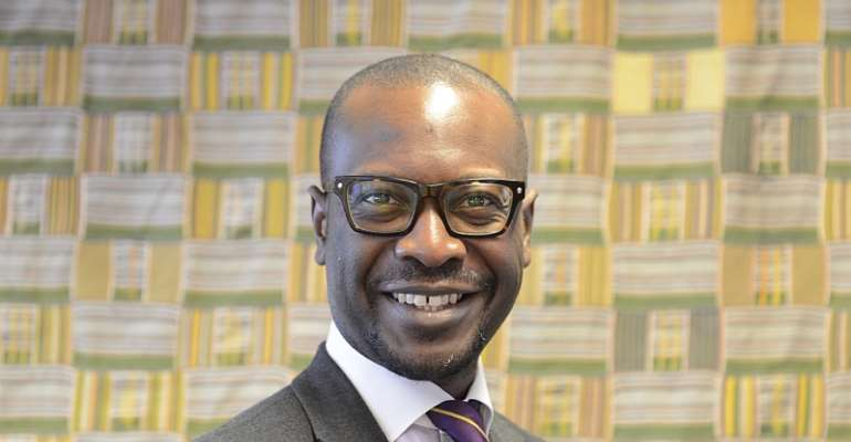 The Africa Progress Panel welcomes Max Bankole Jarrett as its new Deputy Executive Director