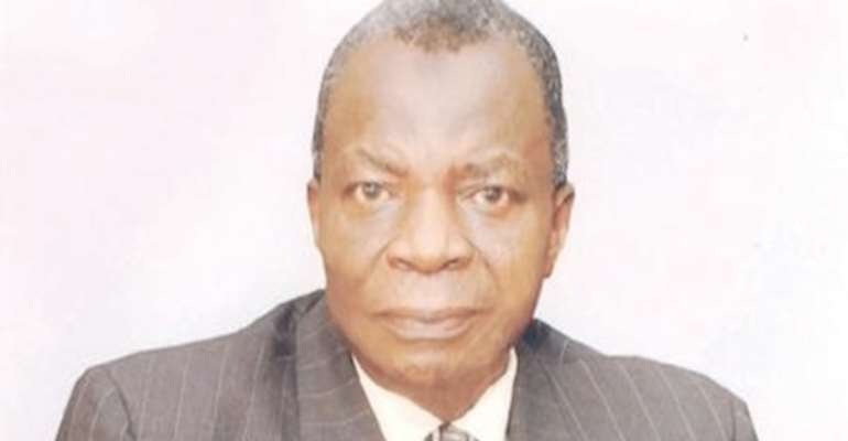 PRESIDENT OF THE COURT OF APPEAL, JUSTICE AYO ISA SALAMI.
