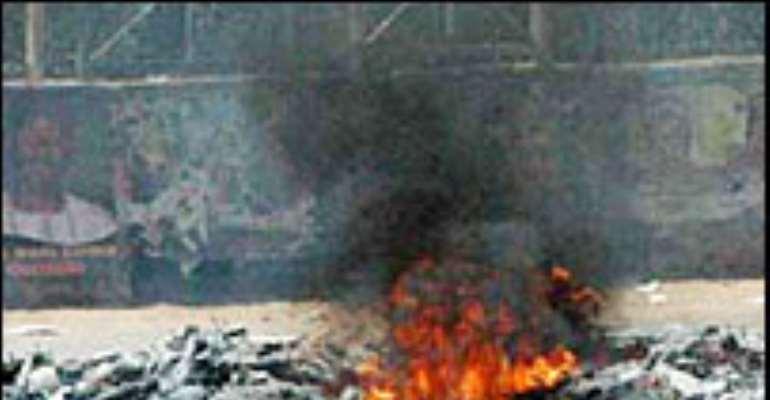 Several people were killed in election clashes