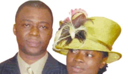 MY WIFE WAS CUSTOM-MADE FOR ME – DR D  K  OLUKOYA