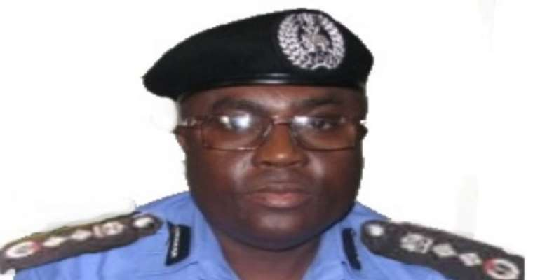 PHOTO: NIGERIA'S POLICE INSPECTOR GENERAL, MR OGBONNAYA ONOVO.