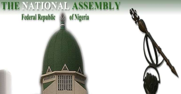 THE NATIONAL ASSEMBLY COMPLEX, ABUJA.