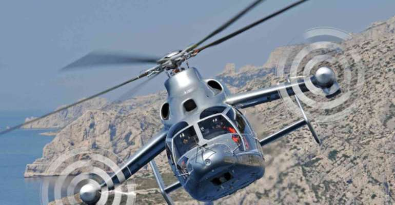 Airbus X3 Poised to Change the Helicopter Industry