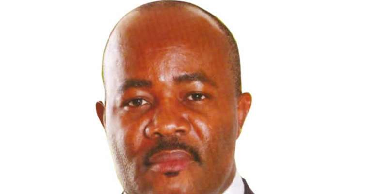 Akpabio accused of excess borrowing for money laundry