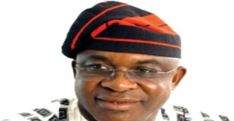 PHOTO: SENATE PRESIDENT DAVID MARK.