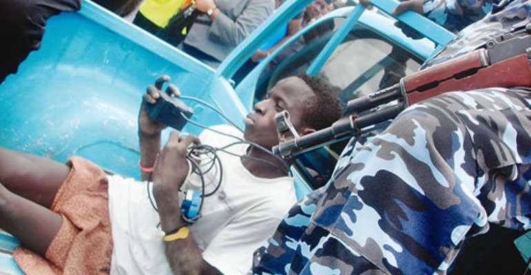 Security agents foil attempt by Boko Haram to bomb Lagos airport