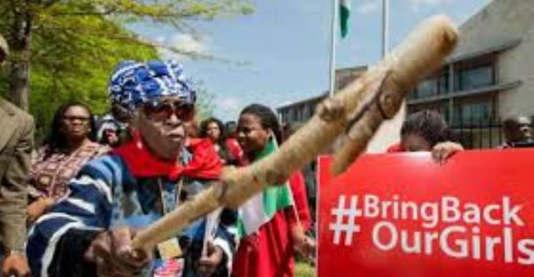 #BringBackOurGirls campaign and evolutionof hashtag activism