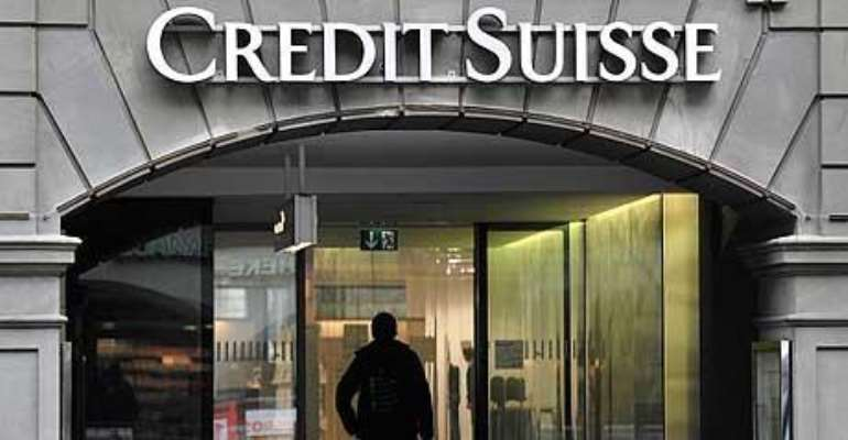 Tax evasion: US slams Credit Suisse with criminal charge