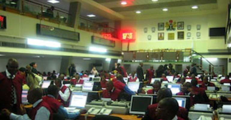 NSE capitalisation rises by N92bn