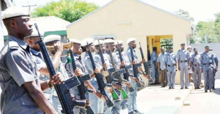 PHOTO: OPERATIVES OF THE NIGERIAN CUSTOMS.