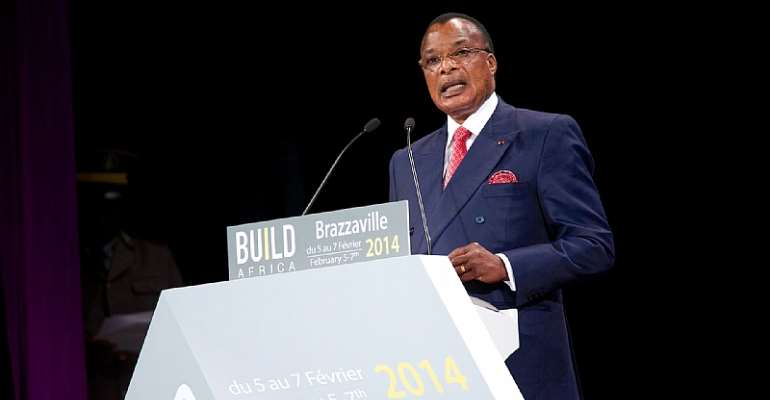 Opening BUILD Africa a Forum to End the Infrastructure Gap in Africa