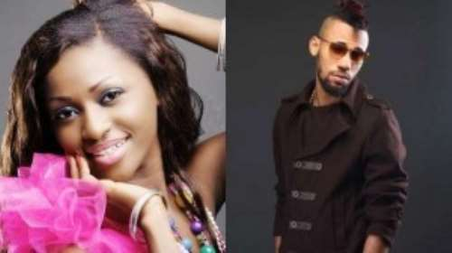 Hot Rapper, Phyno Puts Singer Rita Edmond In The Family Way